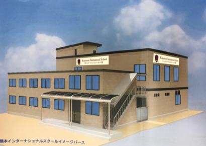 新校舎の増設工事中!